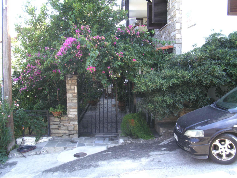 Papatzikos House Neos Marmaras Front 1